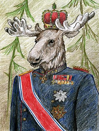 skogens konge