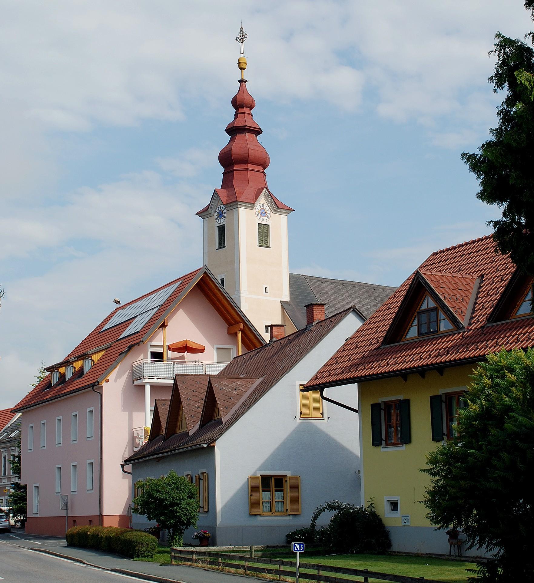 Datei:Sankt Martin im Sulmtal im Bezirk huggology.com Wikipedia