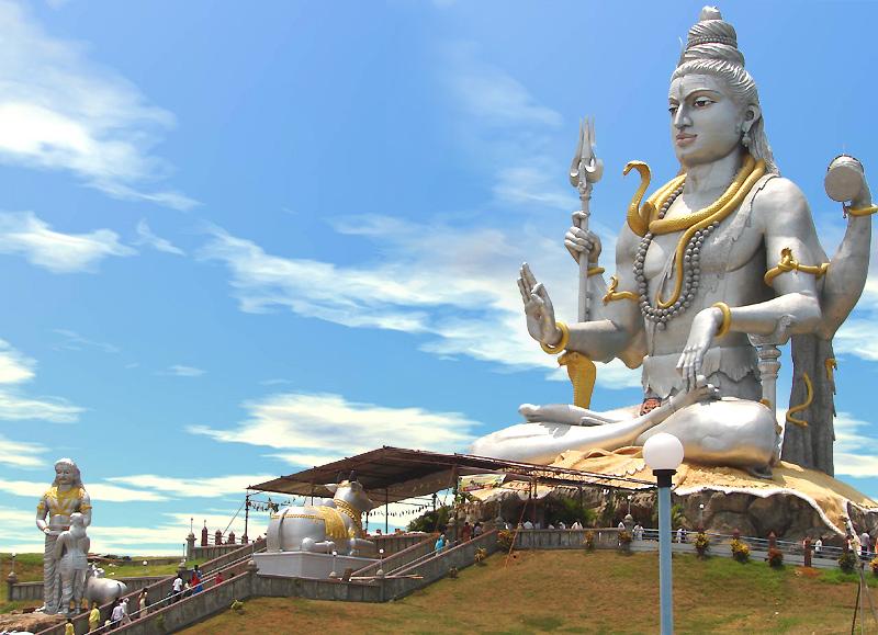 Statue of god siva ,murudeswaram