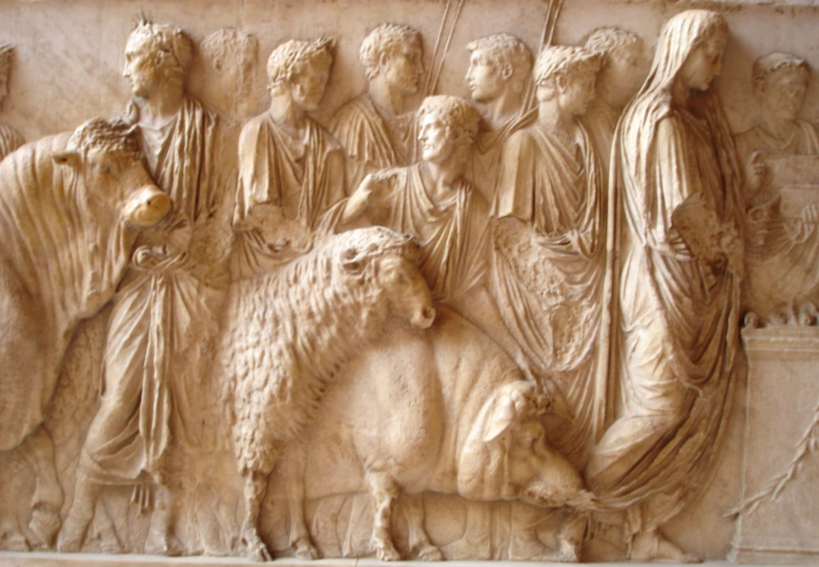 Storia Antica Suovetaurile_Louvre