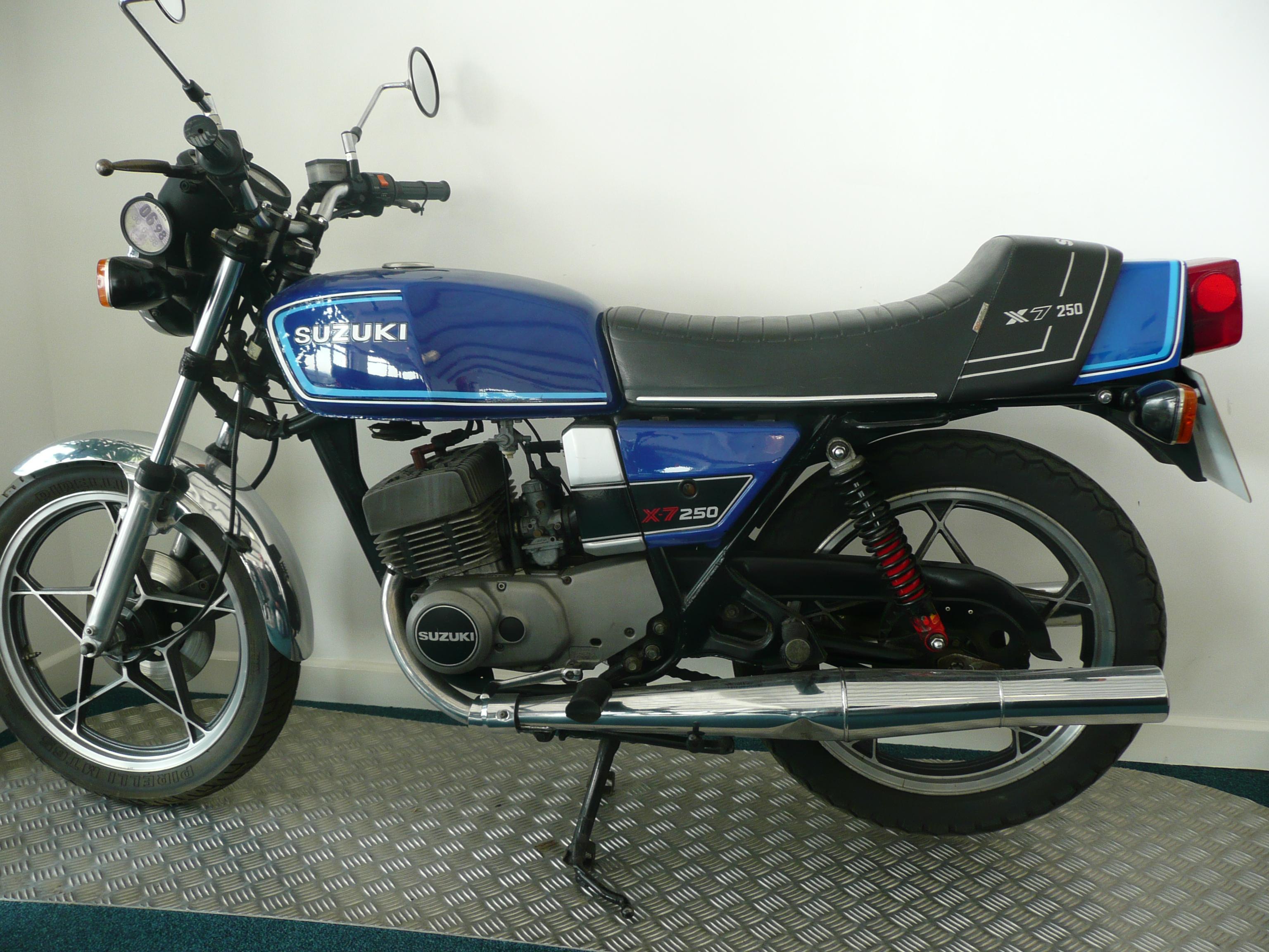 Suzuki Motor Cycle Shop Pendleton Oregon