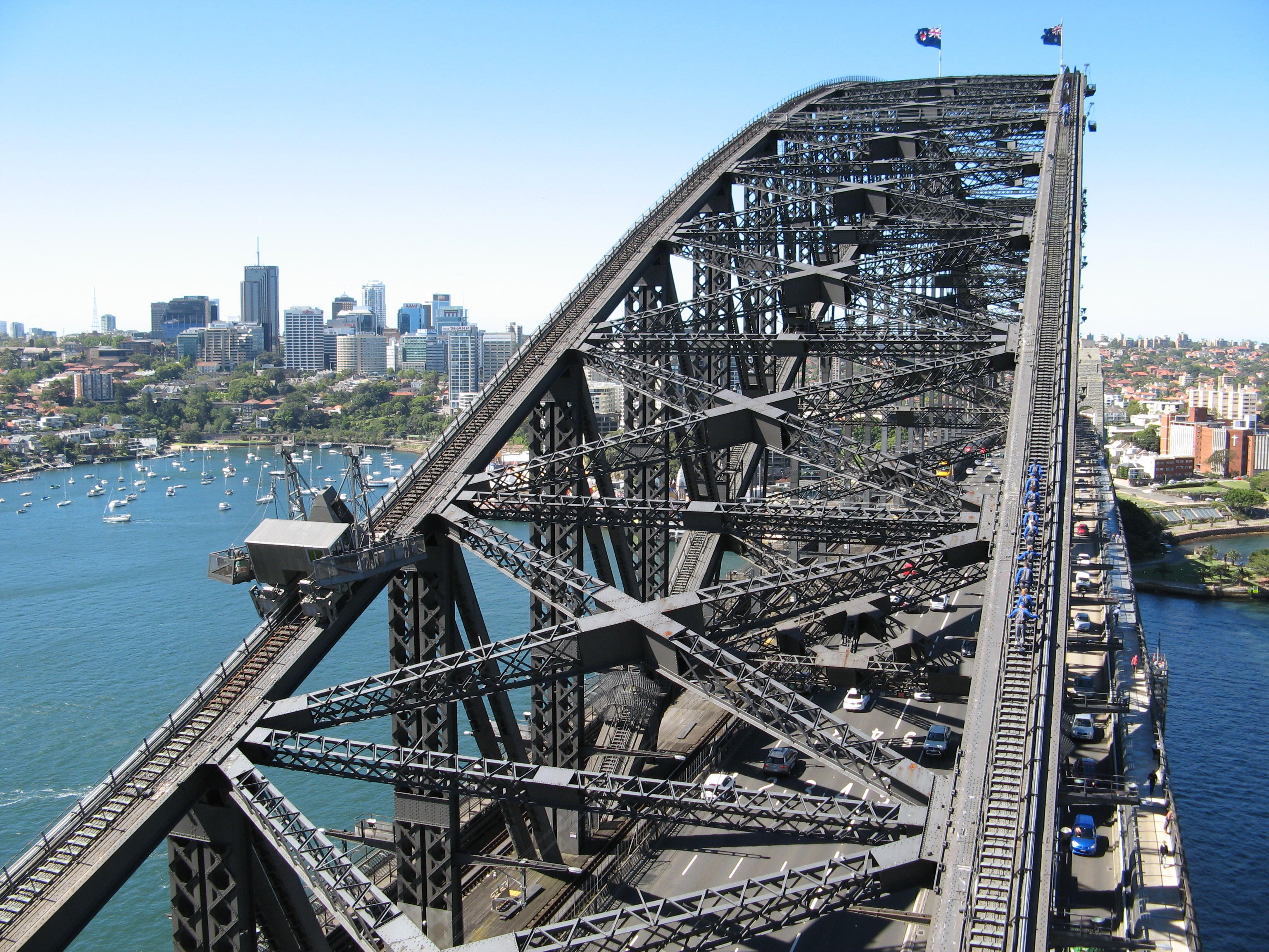 Harbour Bridge Pylon Tour