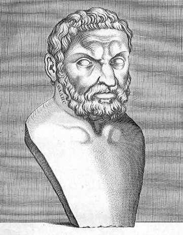 Thales från Miletos.