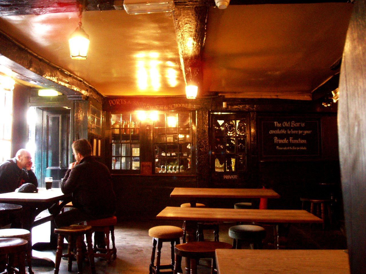 Free Pub Rooms For Parties London