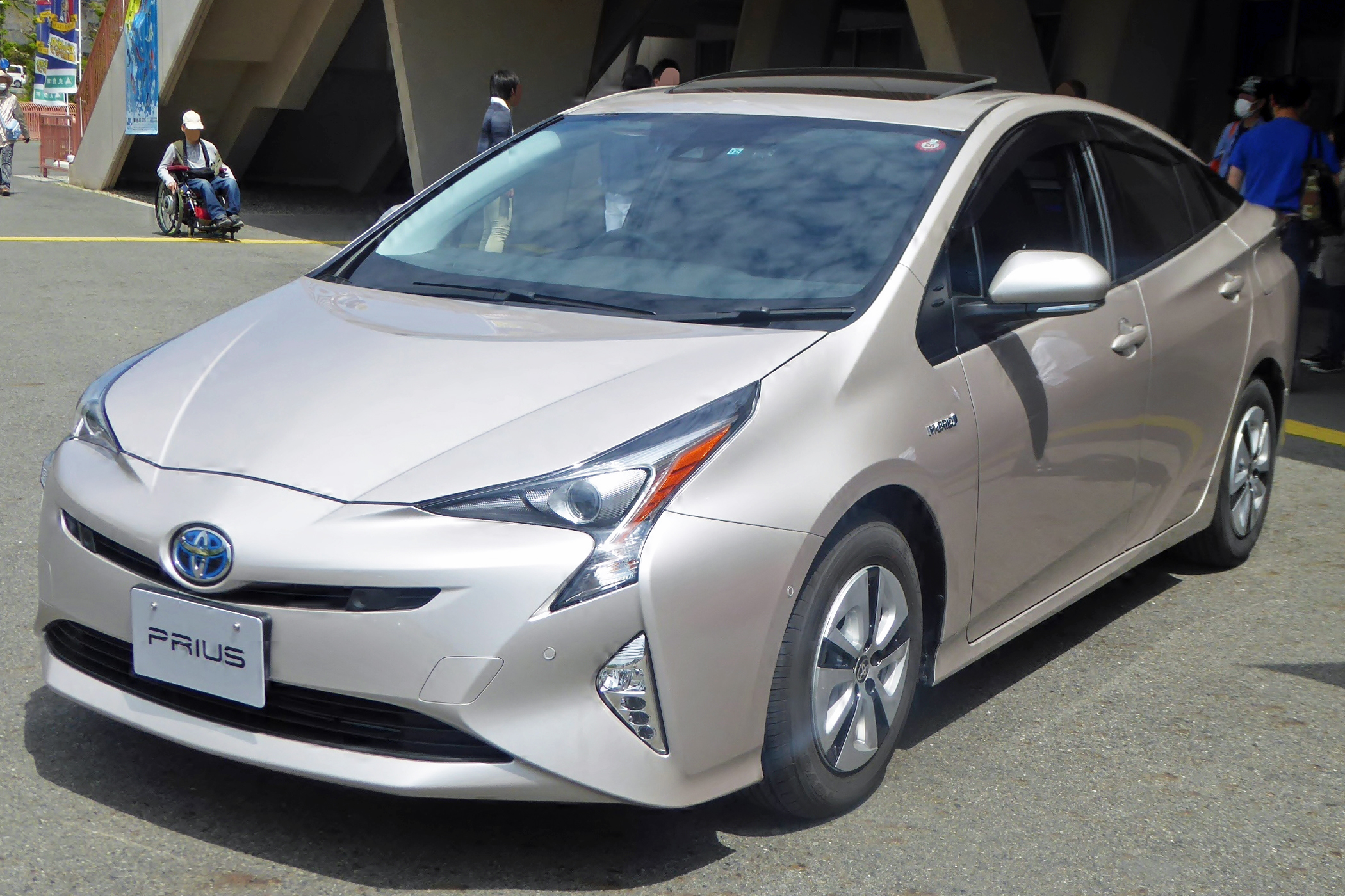 Make/Model Spotlight: Toyota Prius