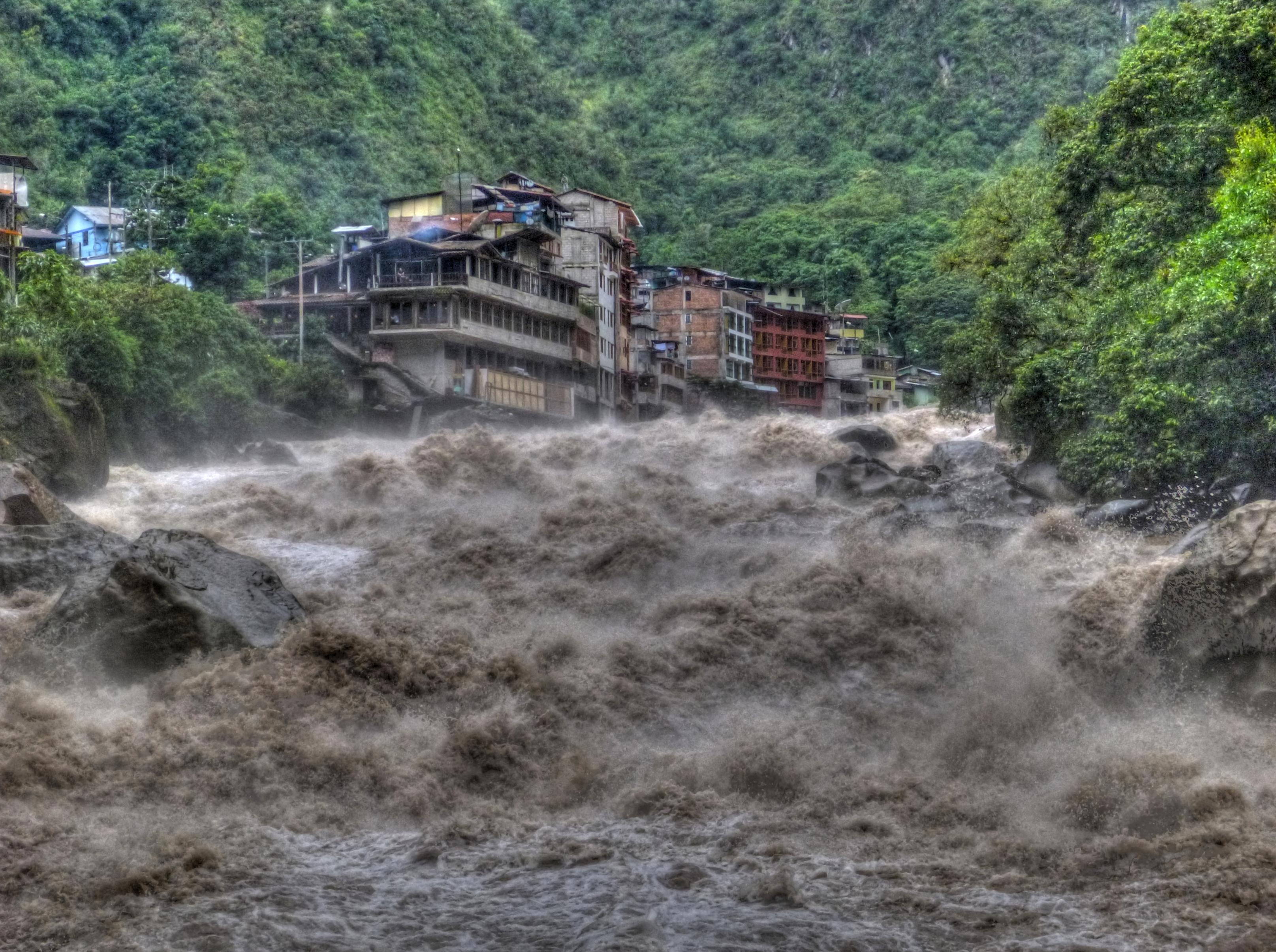 Peru's Floods Raise Many Questions | The Karikuy Blog