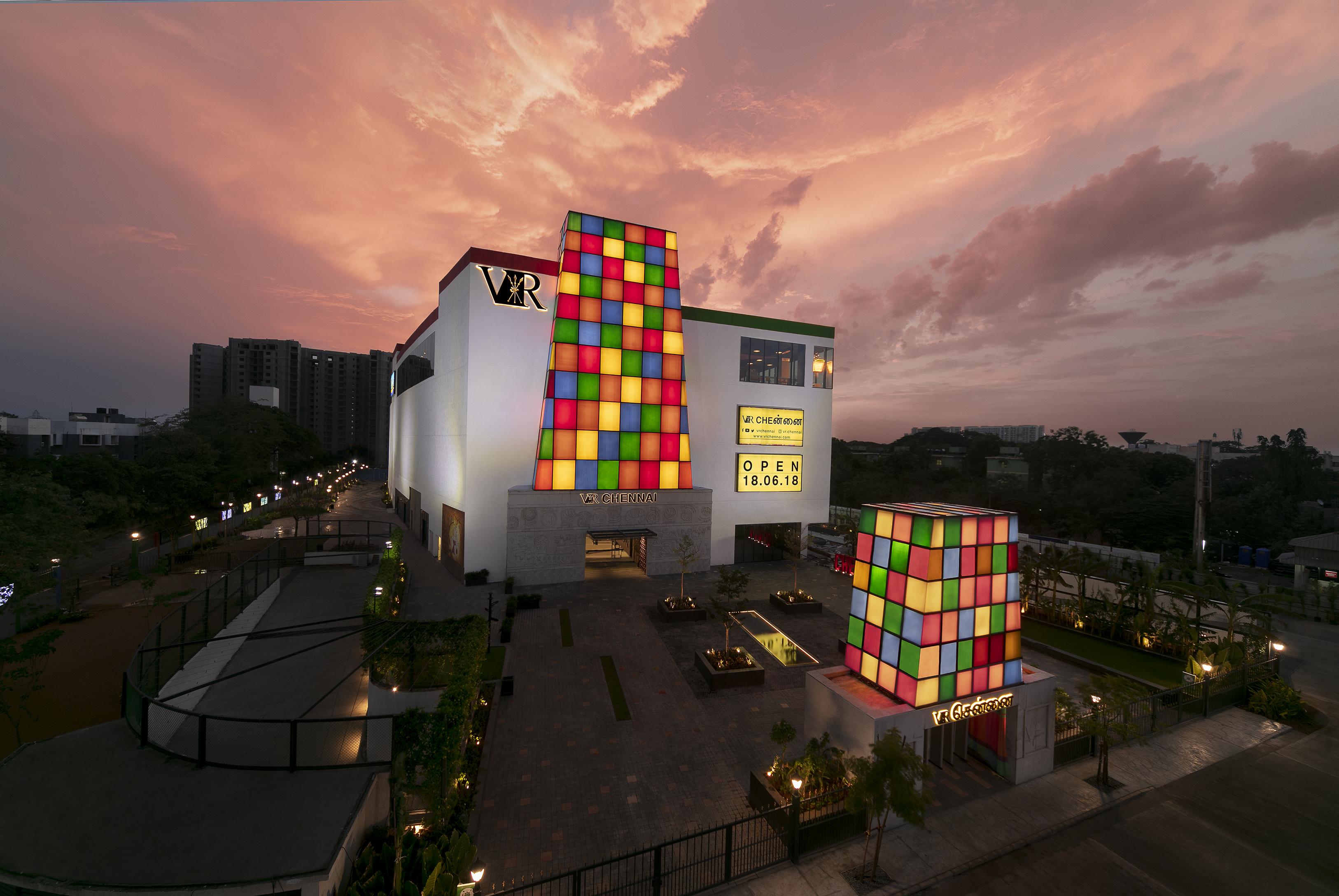 biggest-mall-in-india-vr-chennai