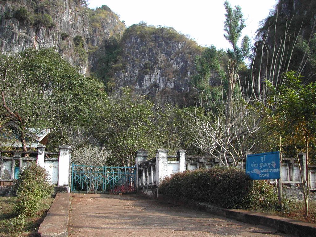 Vieng Xai Laos  City pictures : Description Vieng Xai Mr. Souphanouvong Cave