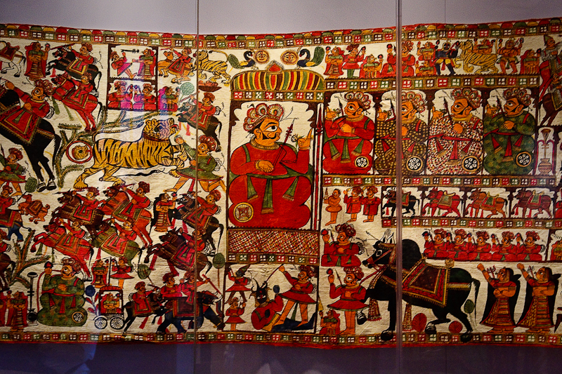 Images Of Phad Painting