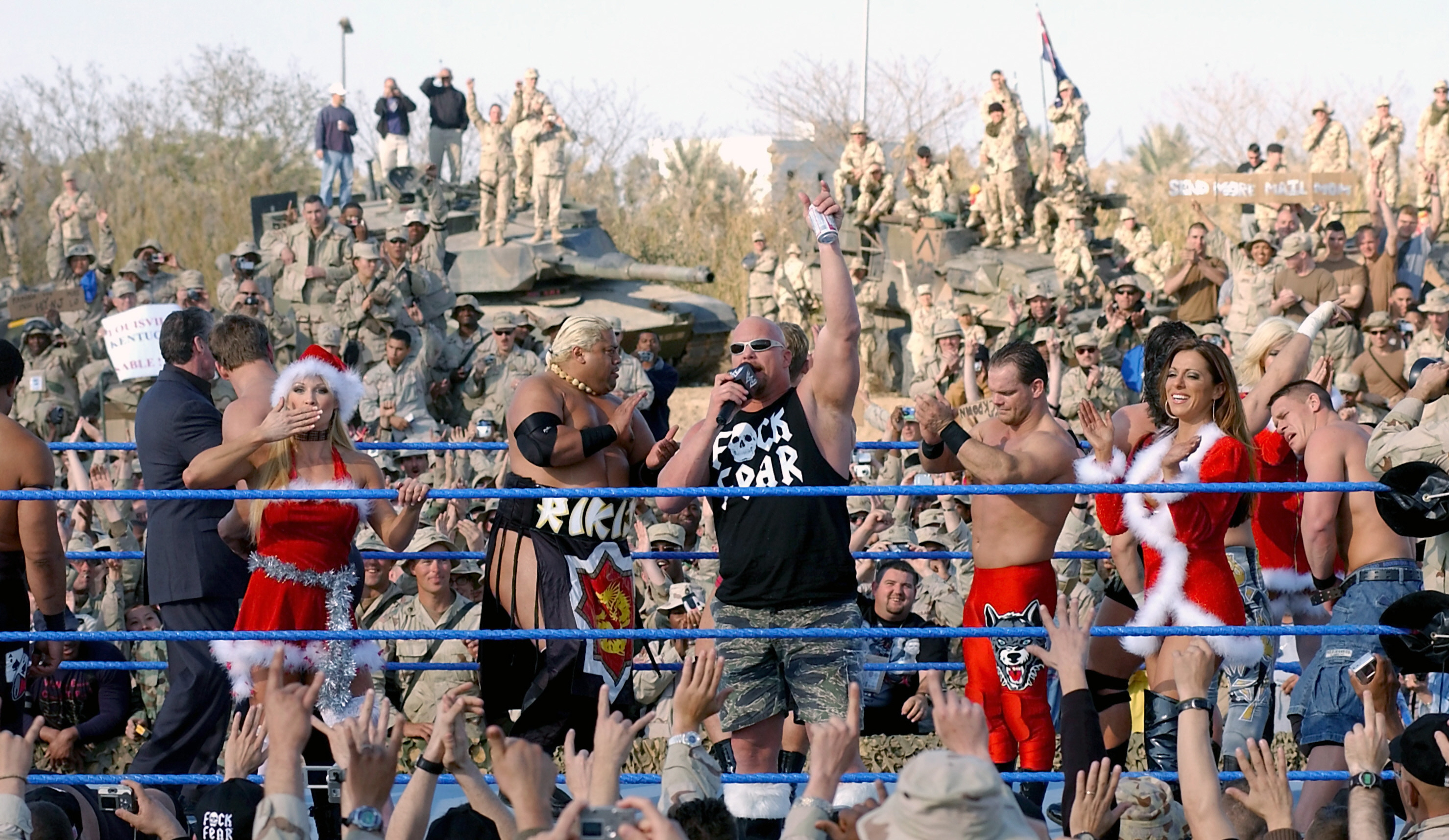 WWE Tribute to the Troops - Wikipedia