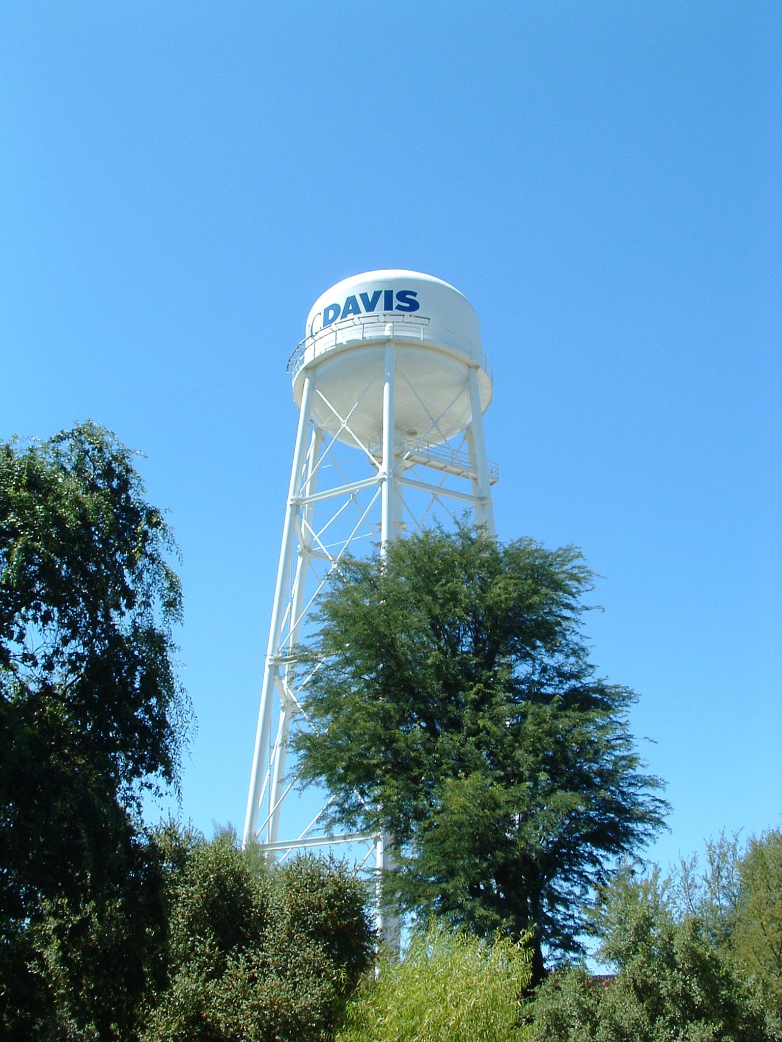 Davis Water Tower File:water Tower uc Davis.jpg