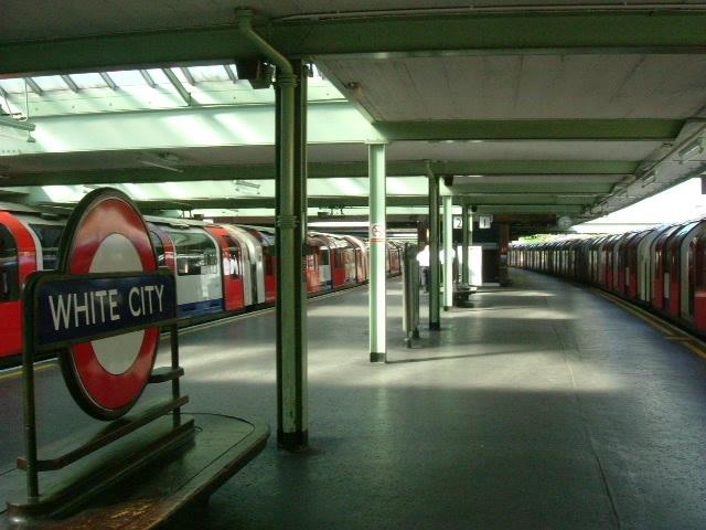 White City station