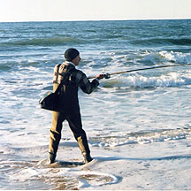 Surf fishing wikipedia for Surf fishing waders