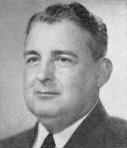 Photograph of William M. Tuck
