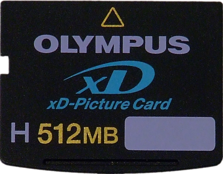 OLYMPUS XD PICTURE CARD DRIVER WINDOWS