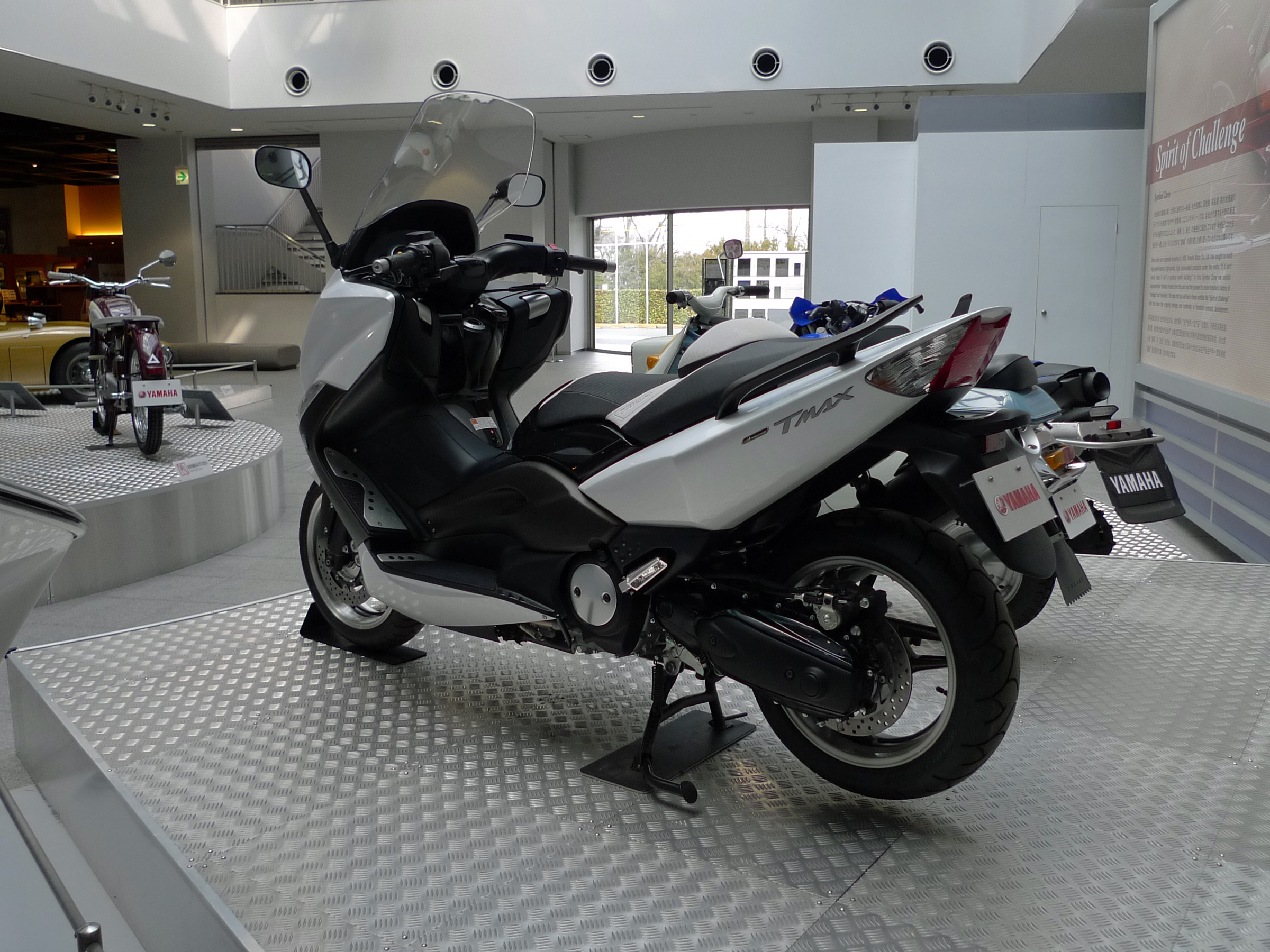 Yamaha Max
