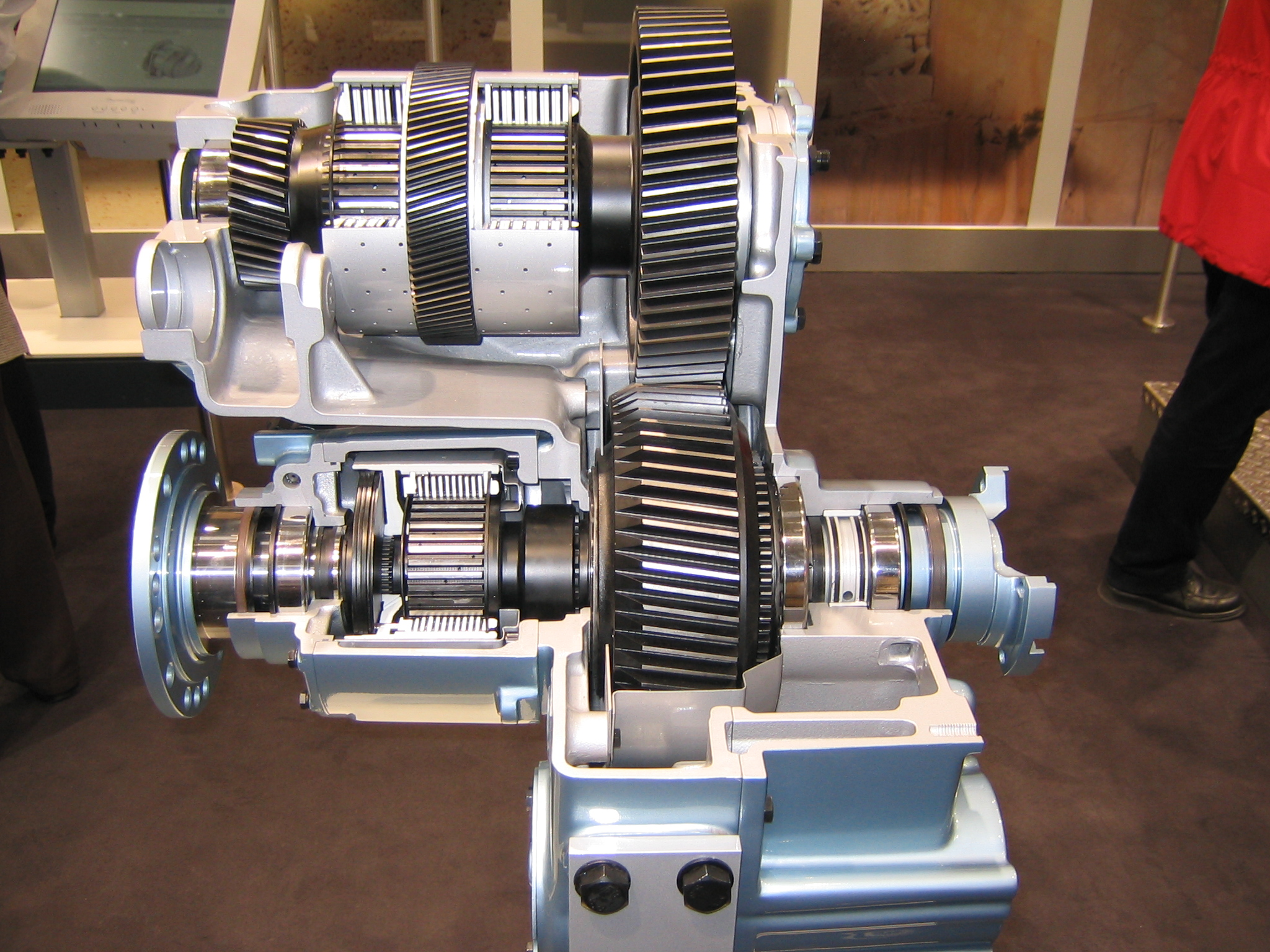 Gearbox In Electric Car