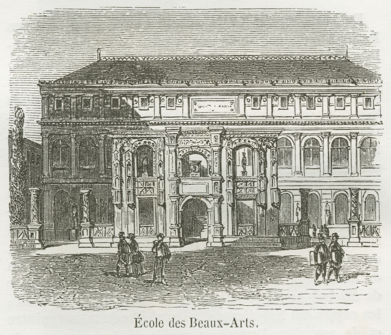 File cole des beaux arts wikimedia commons - Ecole des beaux arts paris ...