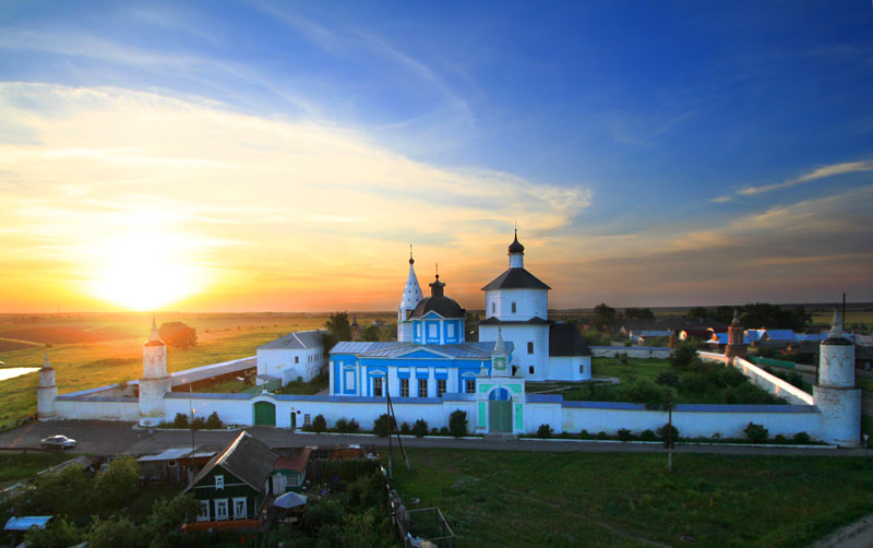 Бобренев монастырь — Википедия