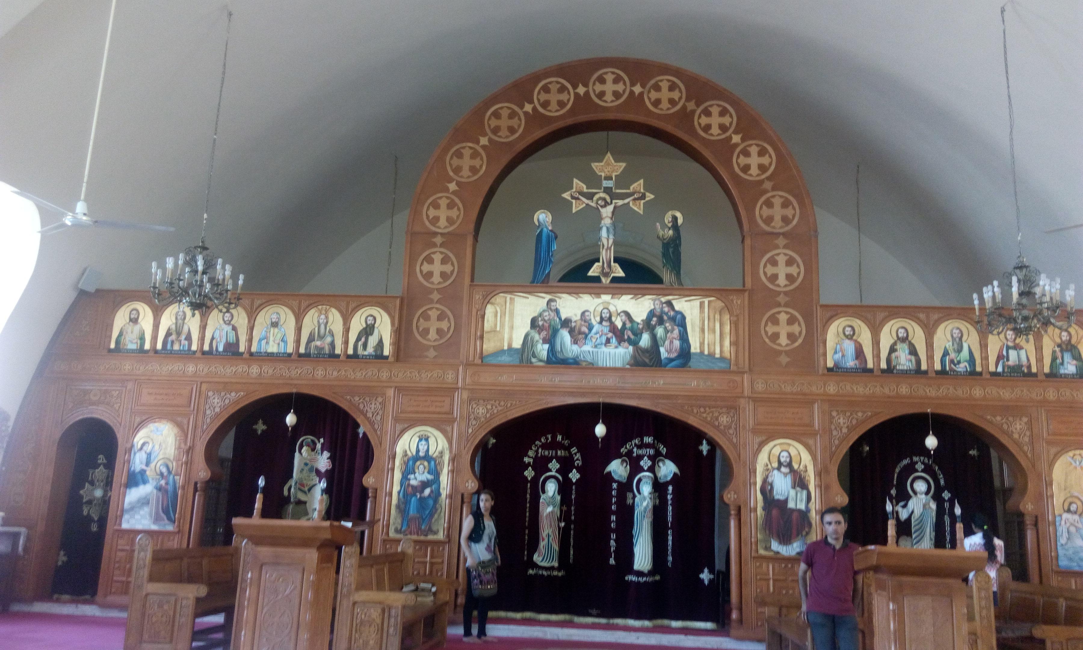 ملف:كنيسة السيدة العذراء والشهيدة مارينا، العلمين 1.jpg - ويكيبيديا