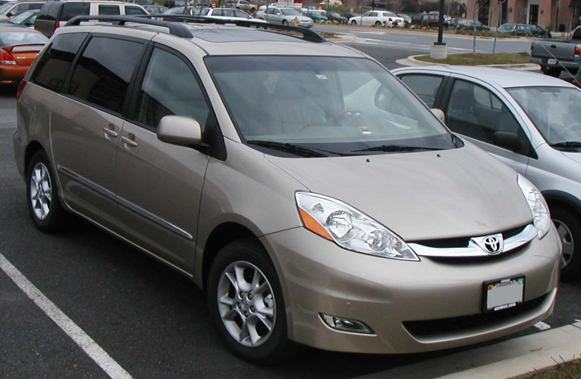 pin 2006 toyota sienna reference owners guide page 2 on pinterest. Black Bedroom Furniture Sets. Home Design Ideas