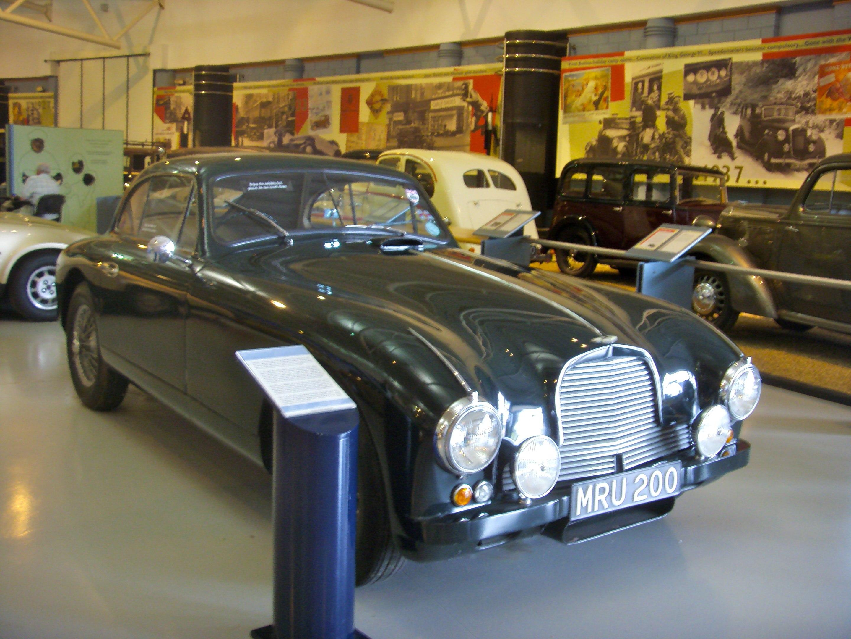 File 1952 Aston Martin Db2 Heritage Motor Centre Gaydon Jpg Wikimedia Commons