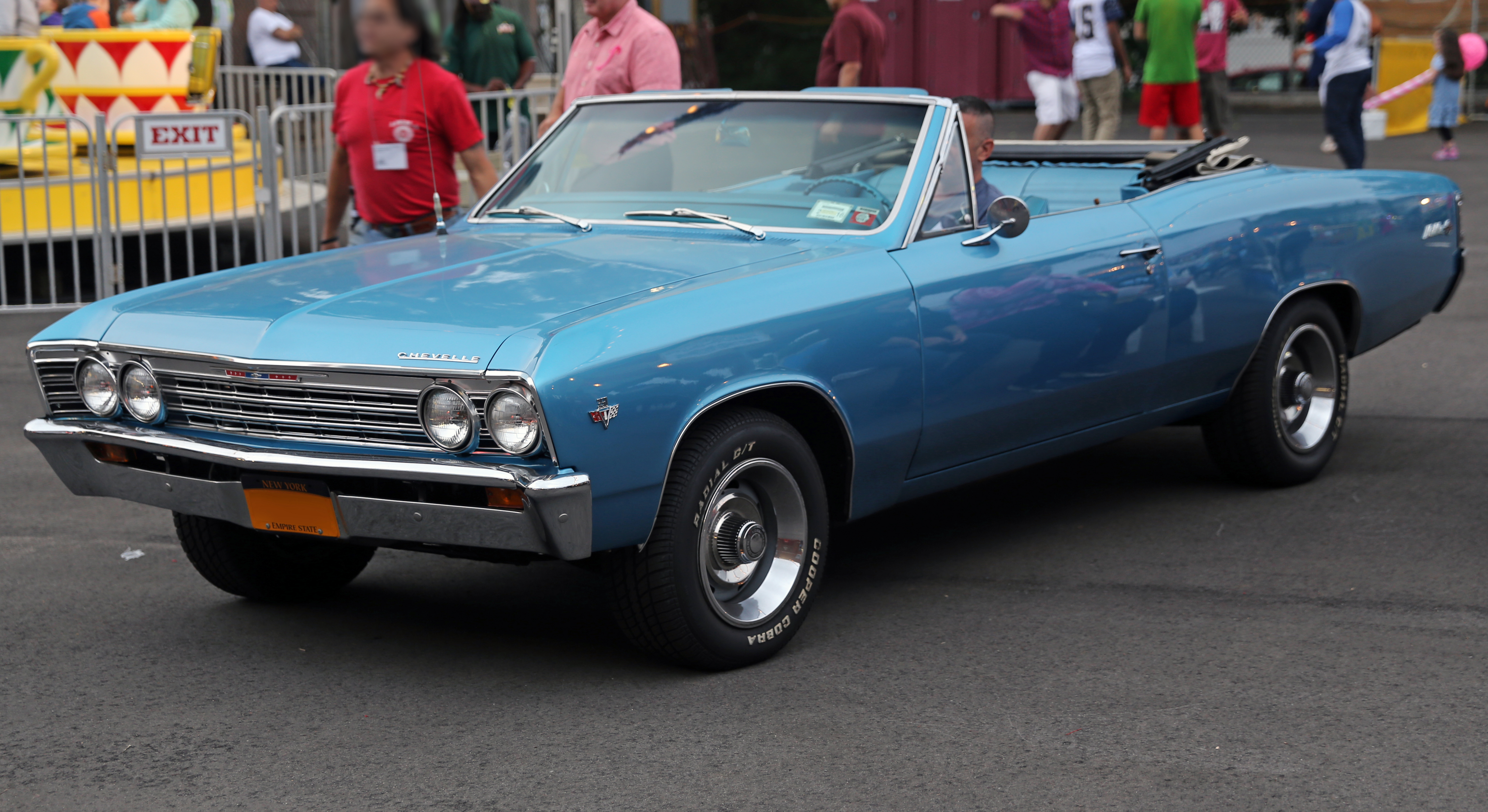 File:1967 Chevrolet Chevelle Malibu SS convertible, St. Gregory.jpg - Wikimedia Commons