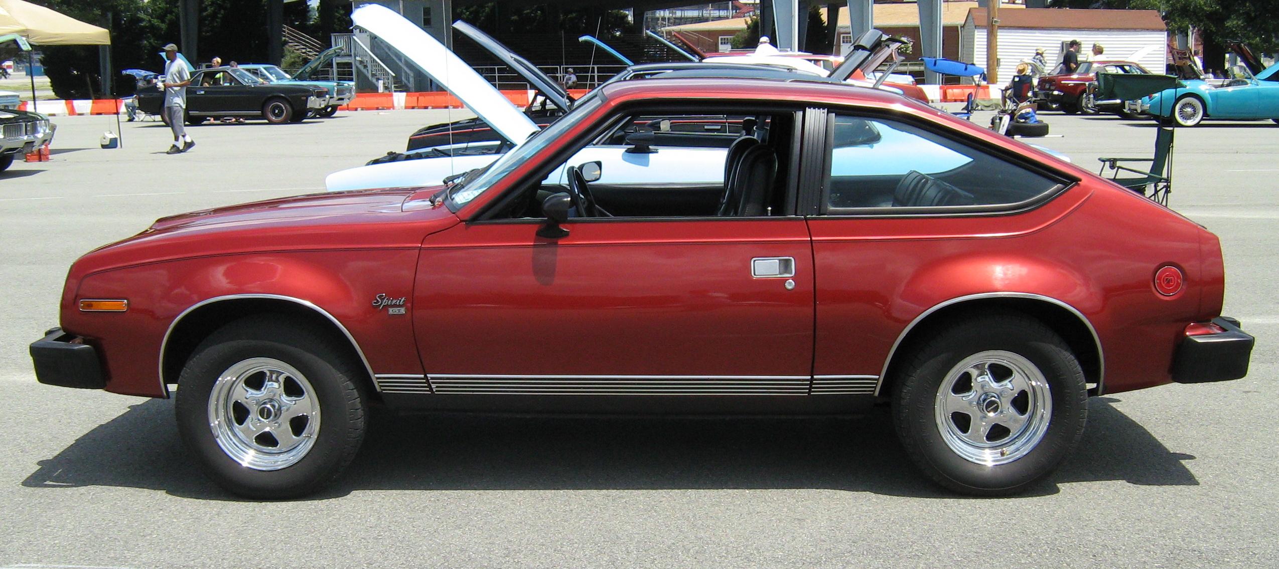 1979 Amc Spirit Gt V8 Russet Sl Jpg