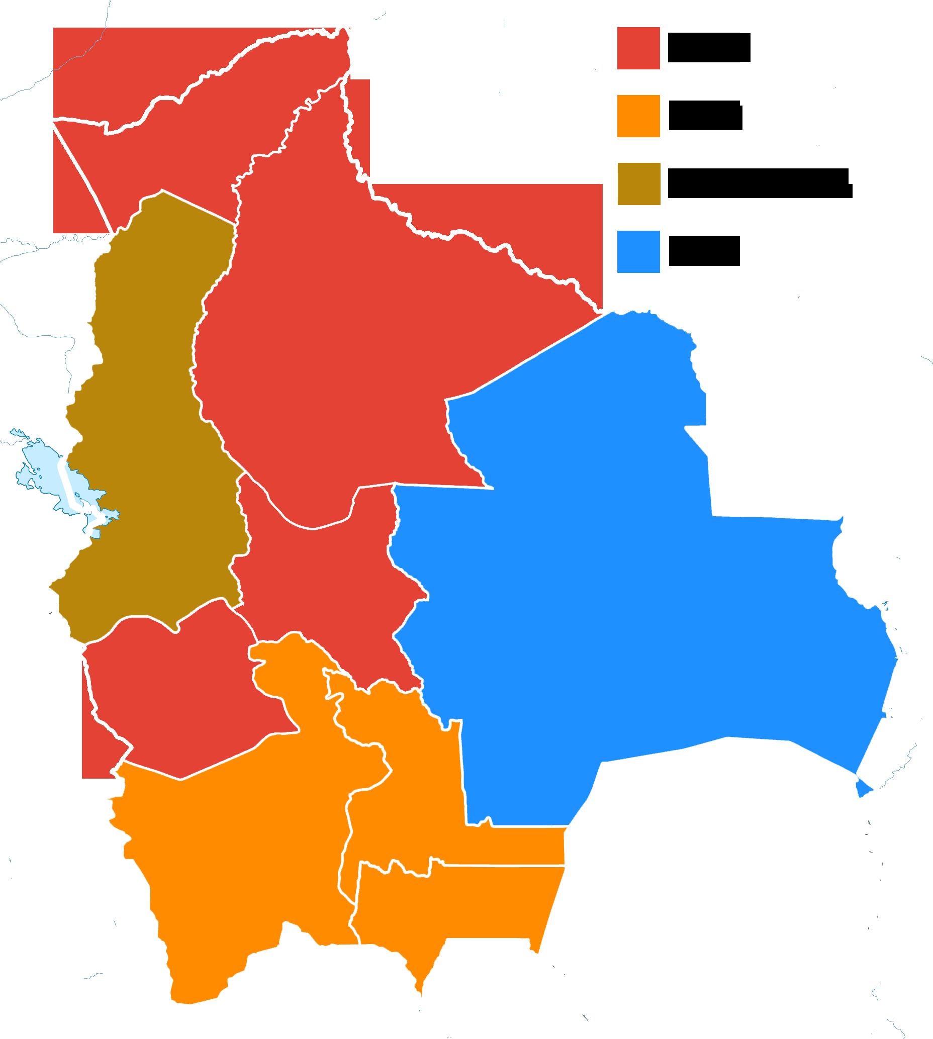 Elecciones generales de bolivia de 1997 wikipedia la for Resultados electorales mir