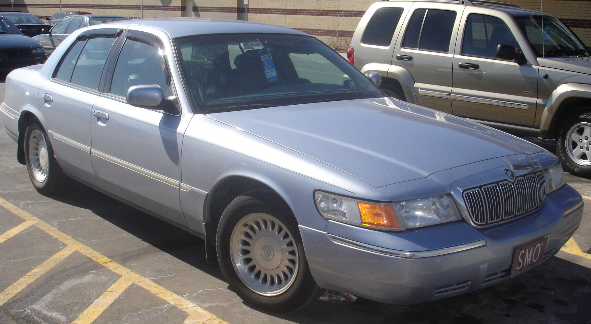 2000_Mercury_Grand_Marquis Great Description About 1998 Mercury Grand  Marquis with Extraordinary Images Cars Review