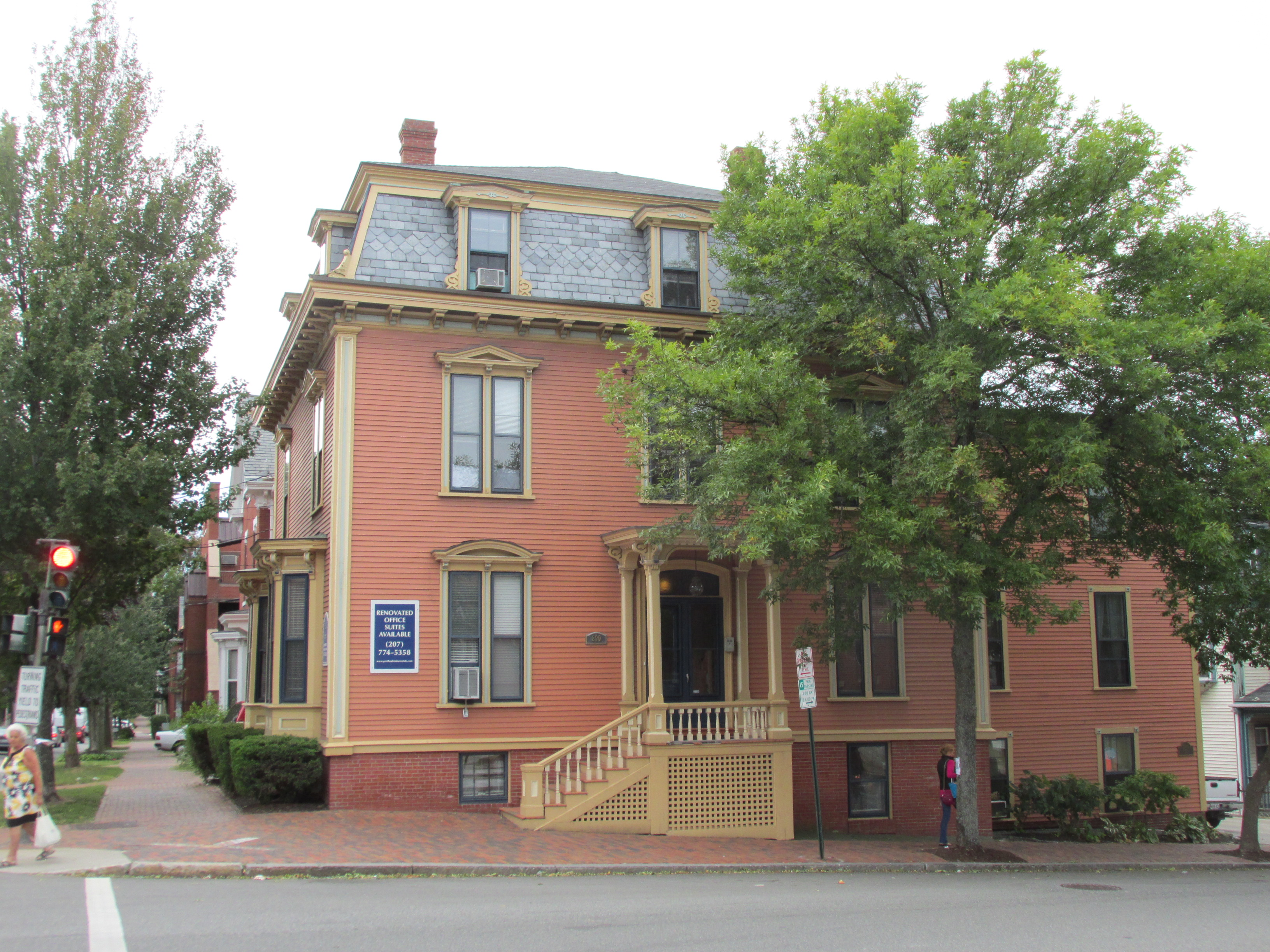 Griffin House (Portland, Maine) - Wikipedia
