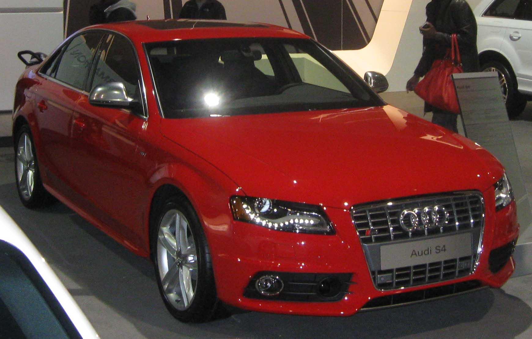File Audi S SedanDCjpg Wikimedia Commons - Audi s4 horsepower