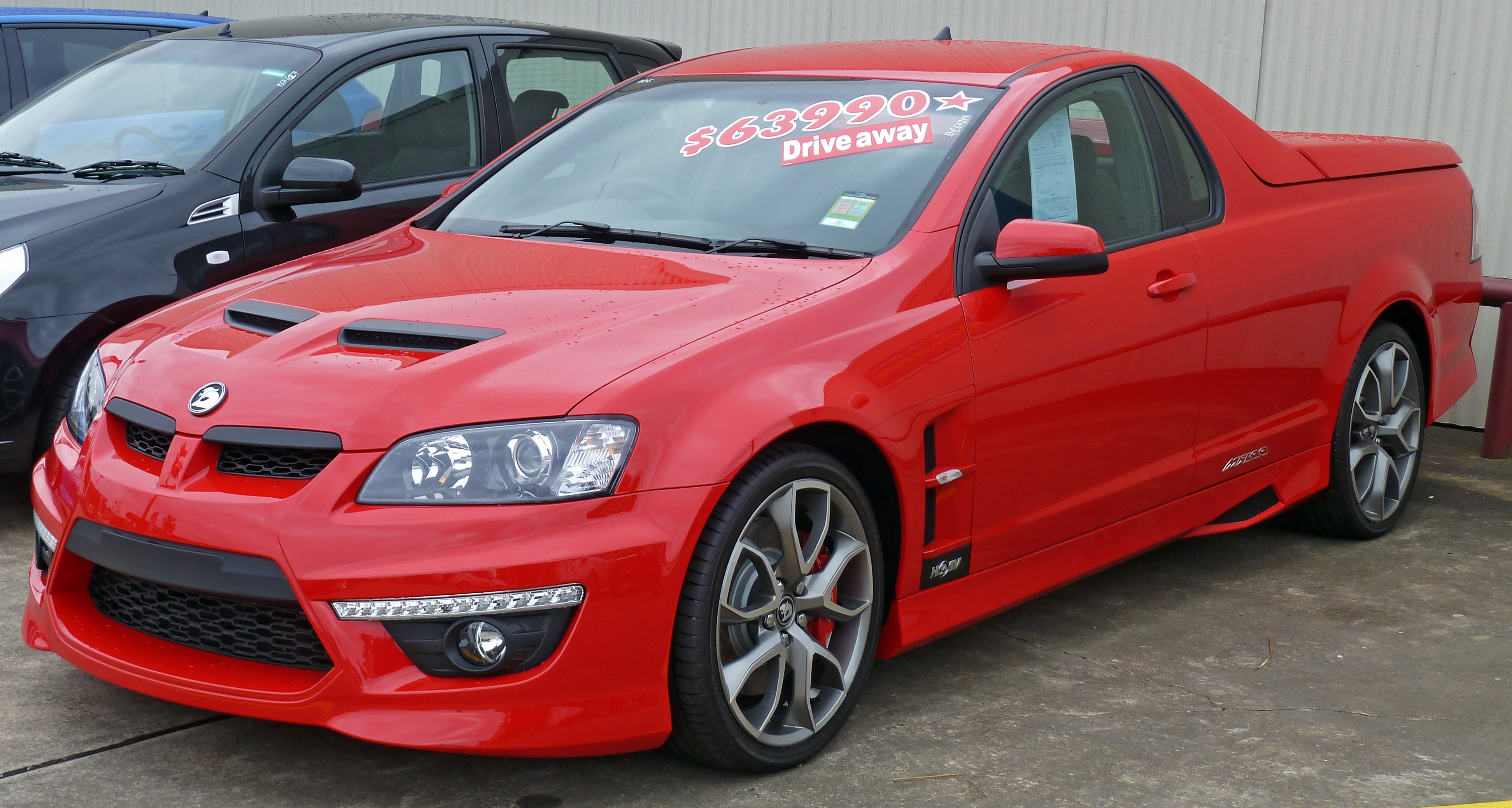 hsv holden maloo for sale