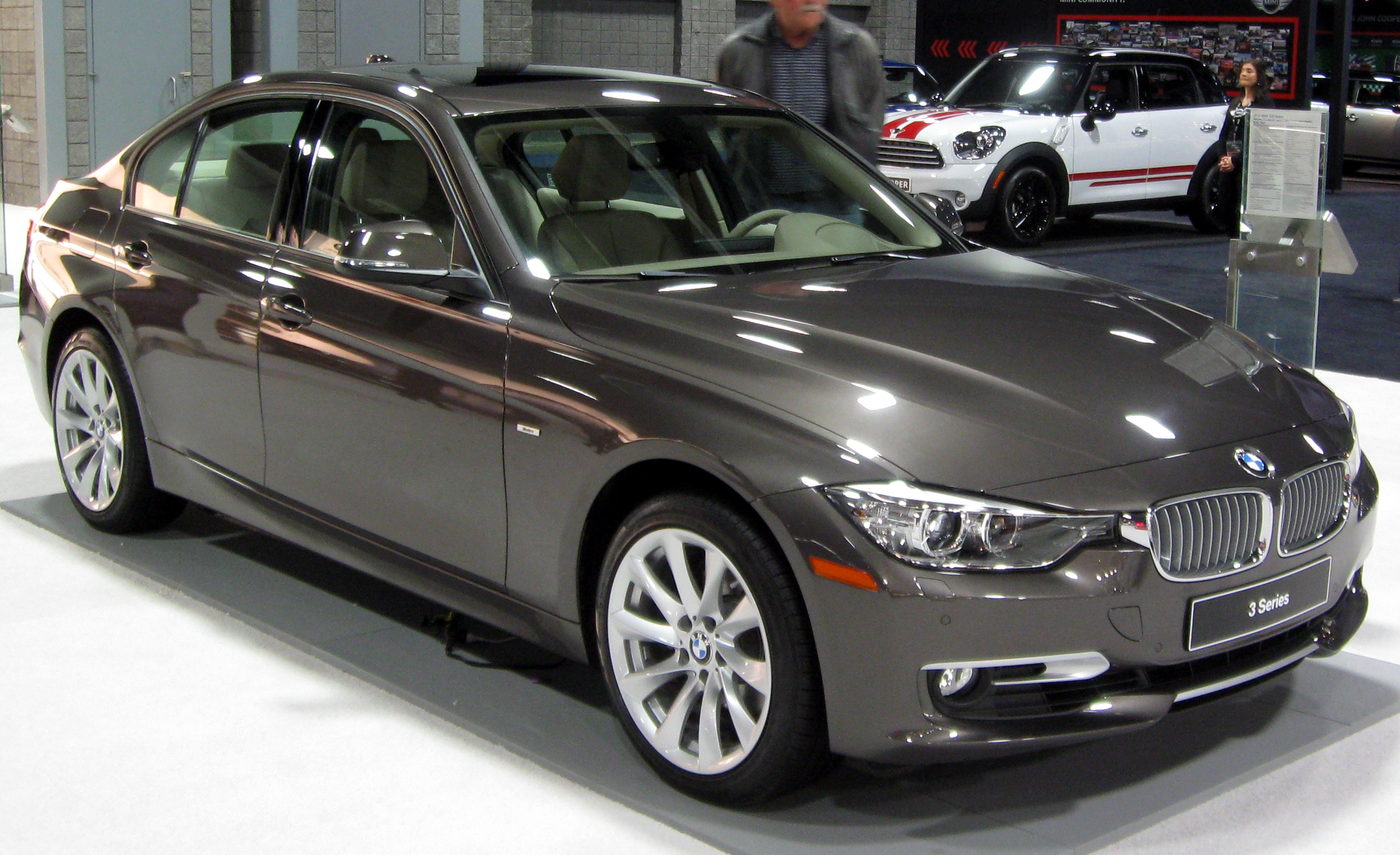 File 2012 Bmw 328i Sedan 2012 Dc 1 Jpg Wikipedia