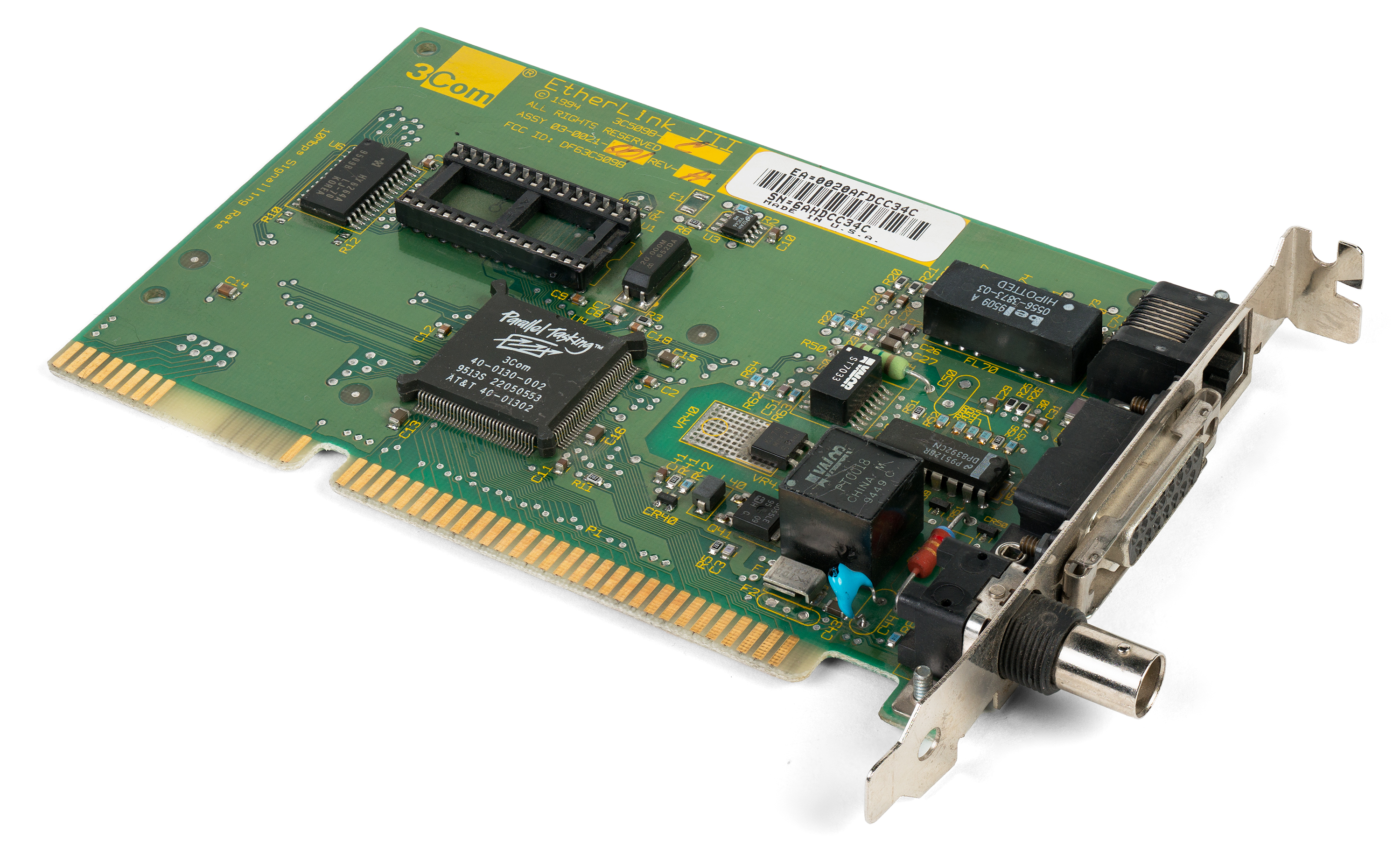 Drivers Update: 3Com EtherLink III TP 16-32-Bit MCA Nic 3C529-TP