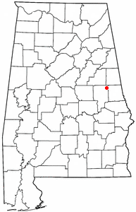 Loko di Daviston, Alabama