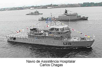 """Navio de Assistência Hospitalar """"Carlos Chagas"""" ASSHOP_CChagas"""