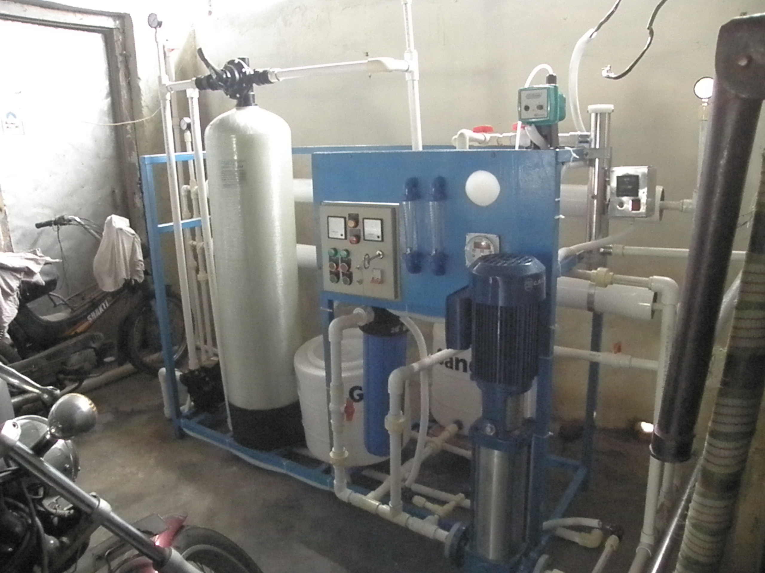 Reverse Osmosis (RO) Systems Market in 360marketupdates.com