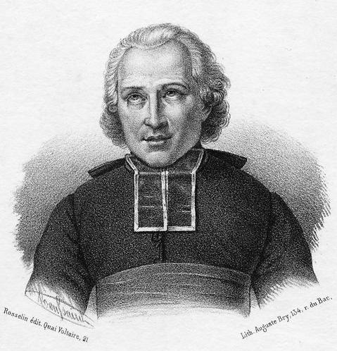 Abbé Grégoire by Auguste Bry