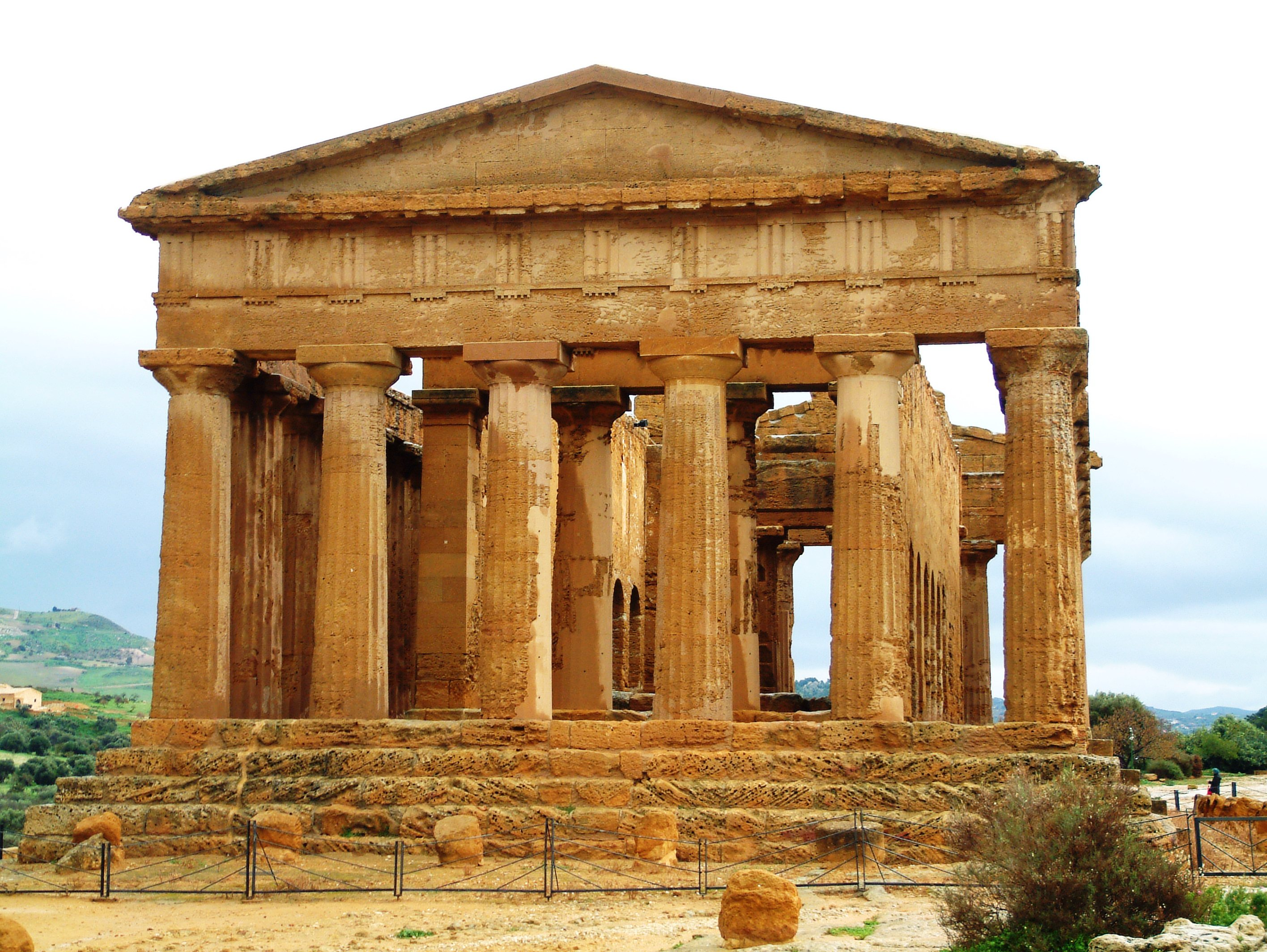 Agrigento – Travel guide at Wikivoyage
