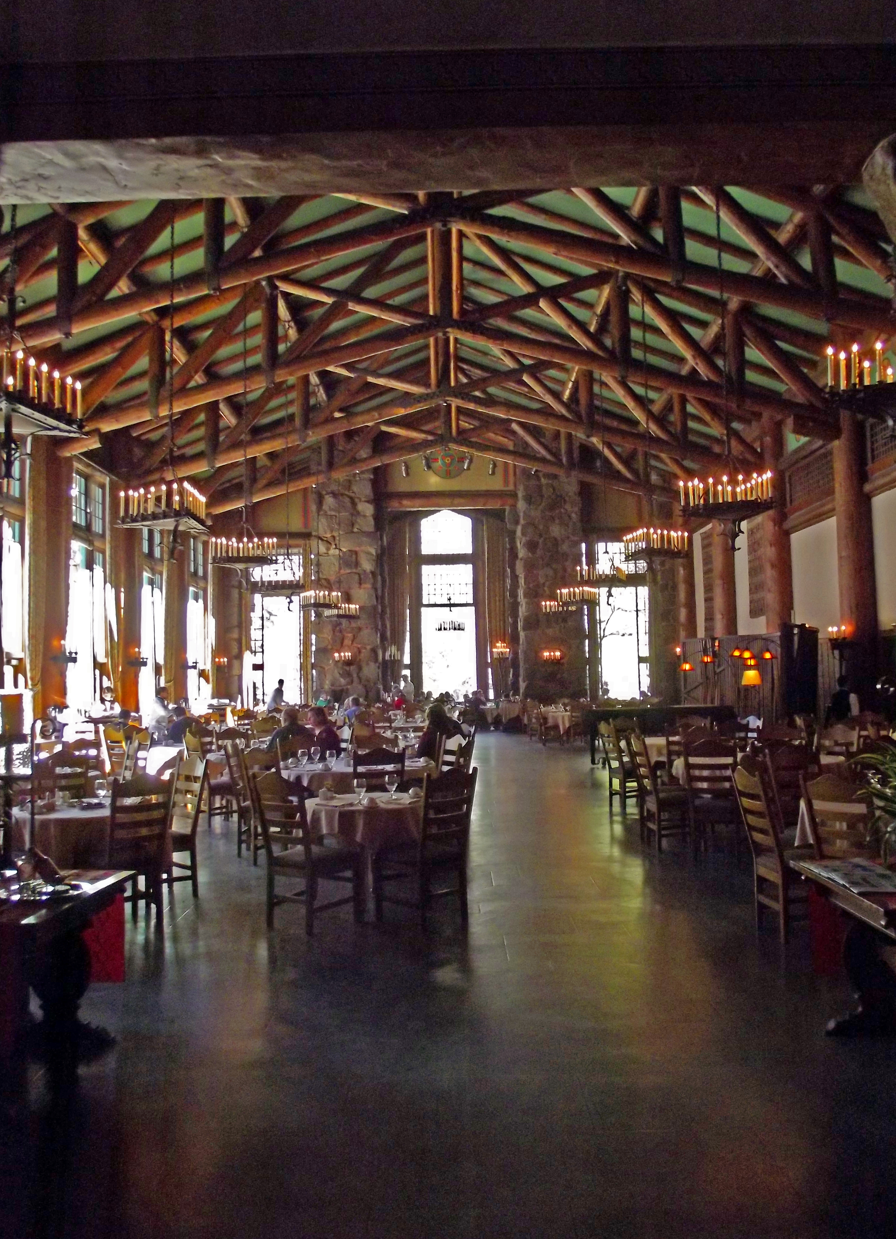 Ahwahnee Dining Room Ahwahnee Hotel  Wikiwand