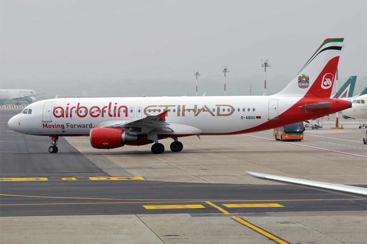 Air Berlin Berlin Frankfurt
