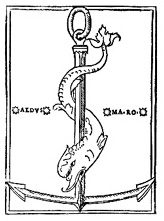 Archivo:Aldus Manutius anchor and dolphin.jpg
