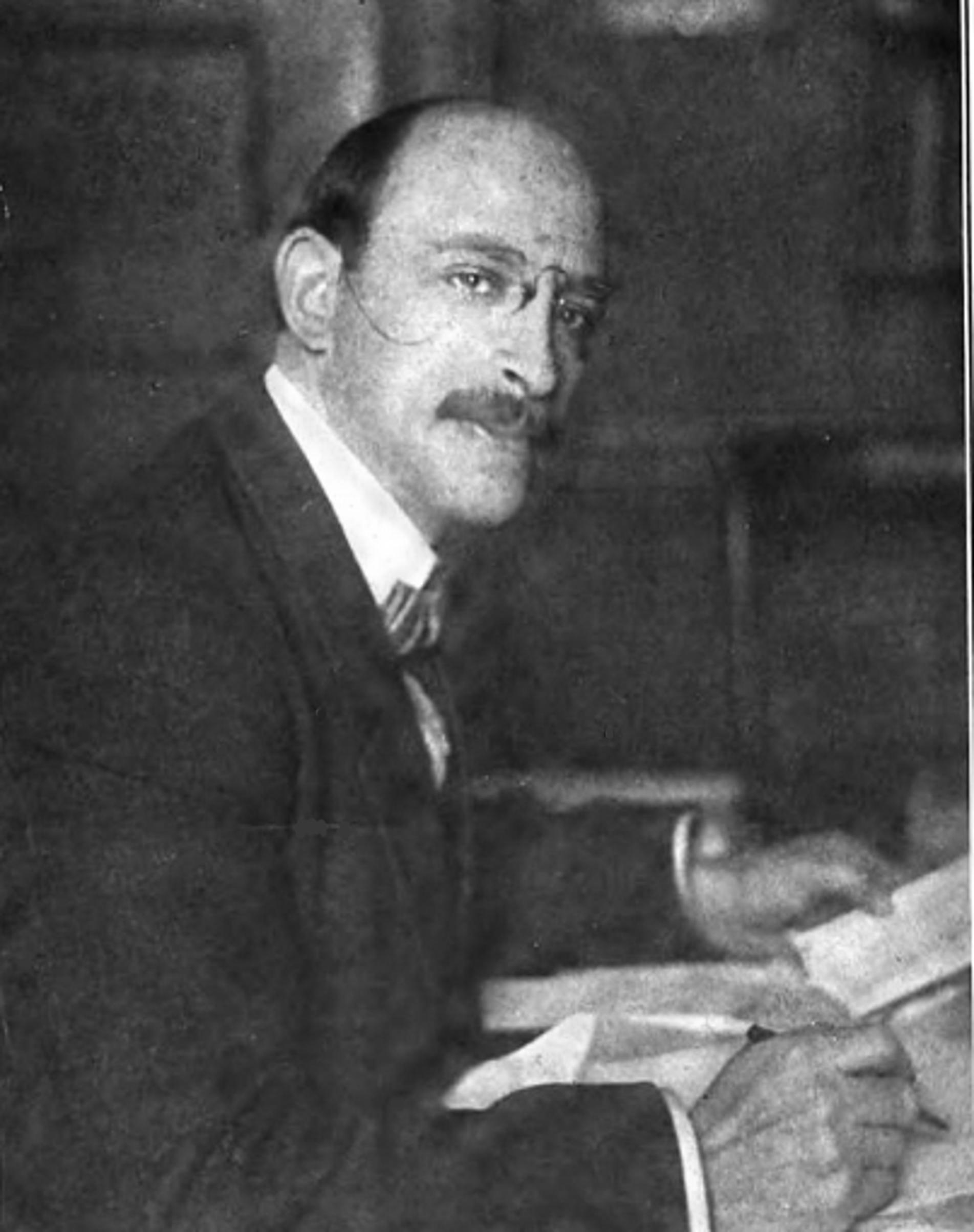 Alexander Berkman, September 1912