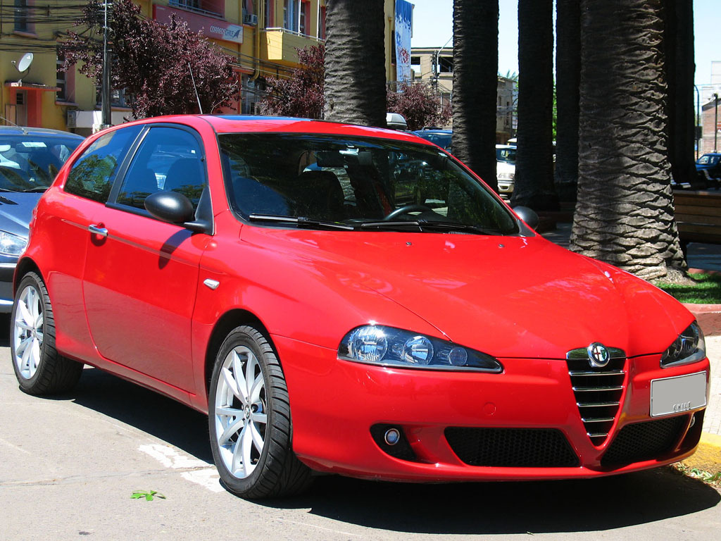 file alfa romeo 147 ti wikimedia commons. Black Bedroom Furniture Sets. Home Design Ideas