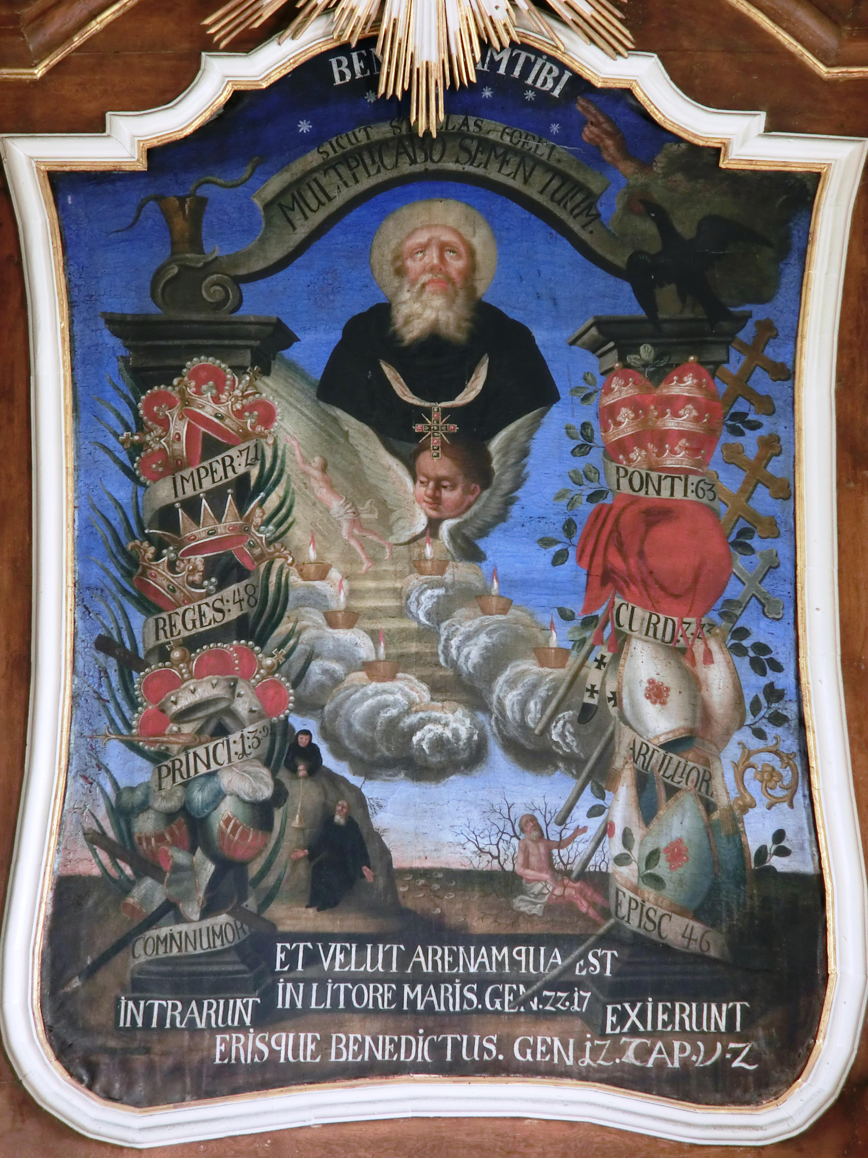 Benedikt Von Nursia Unterrichtsmaterial