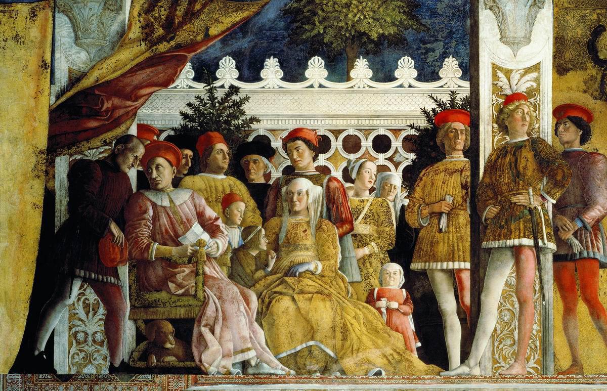 Barbara of Brandenburg, Marquise of Mantua