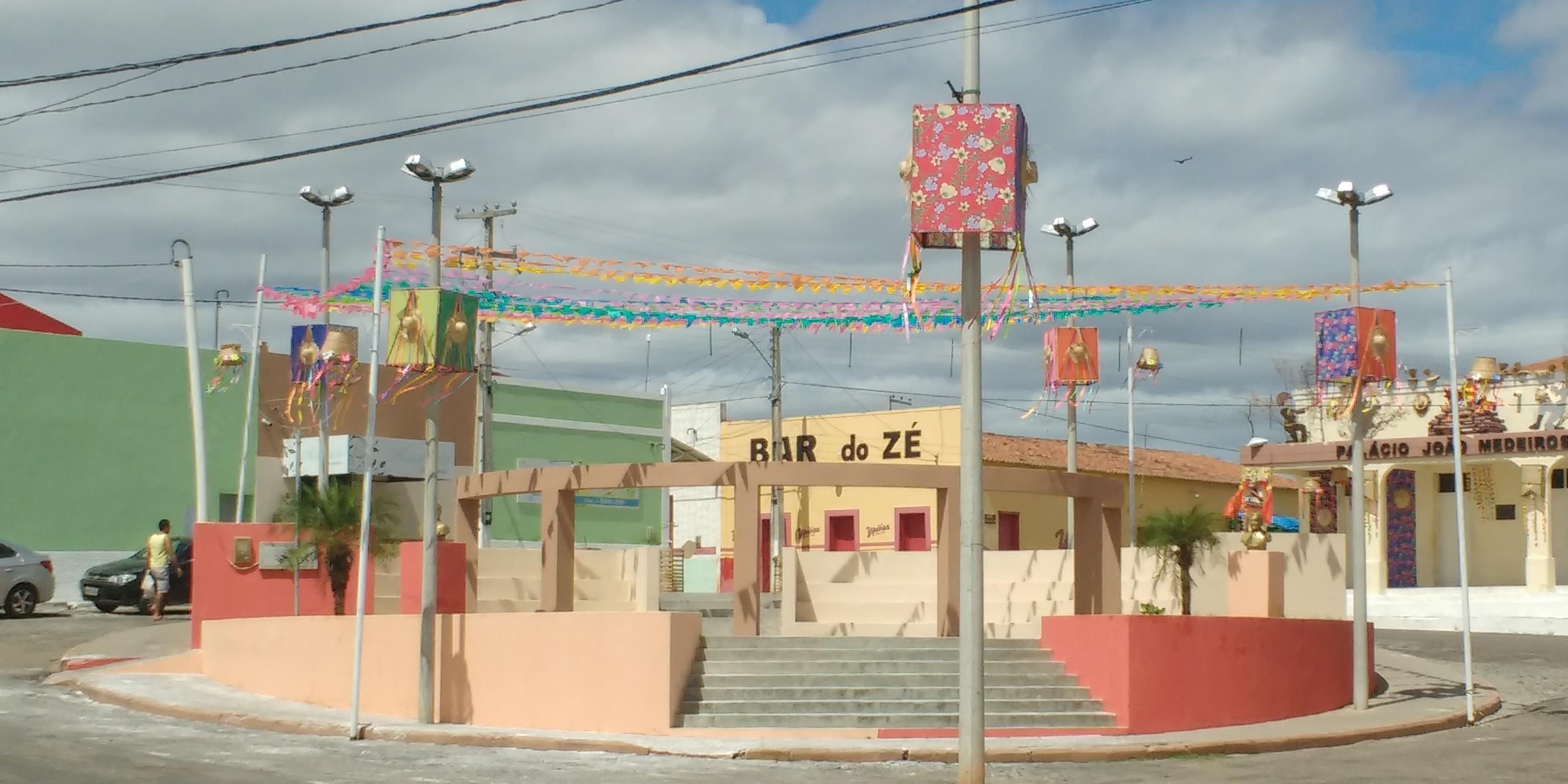 Resultado de imagem para Anfiteatro e prefeitura de Marcelino