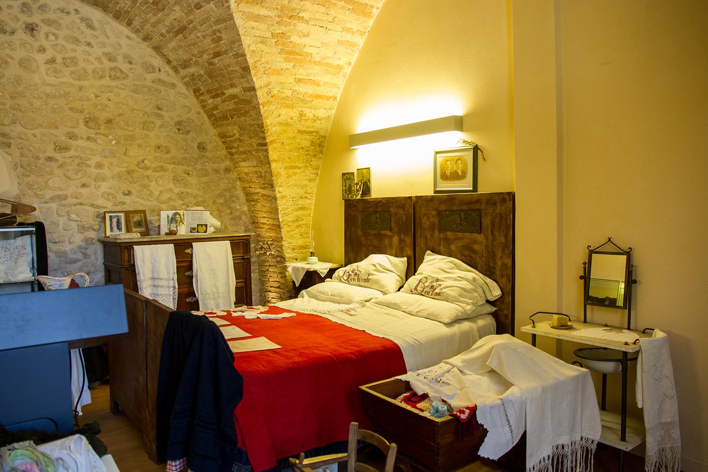 Camere Da Letto Tradizionali : File angolo del museo dedicato all allestimento della camera da