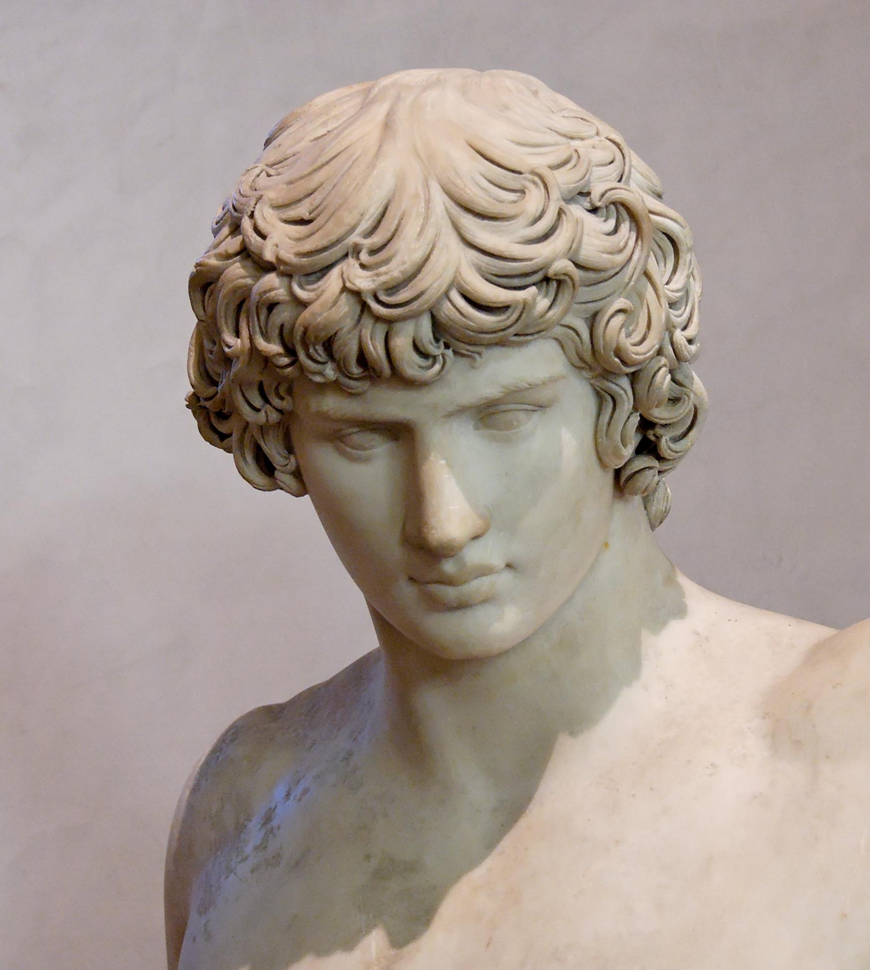 File:Antinous Ecouen Louvre Ma1082 n4.jpg  Antinous Odyssey